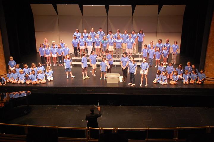 Camper Final Presentation T-Shirt Photo