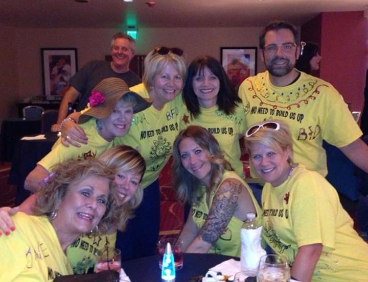 Team Bfd Rocks!! T-Shirt Photo
