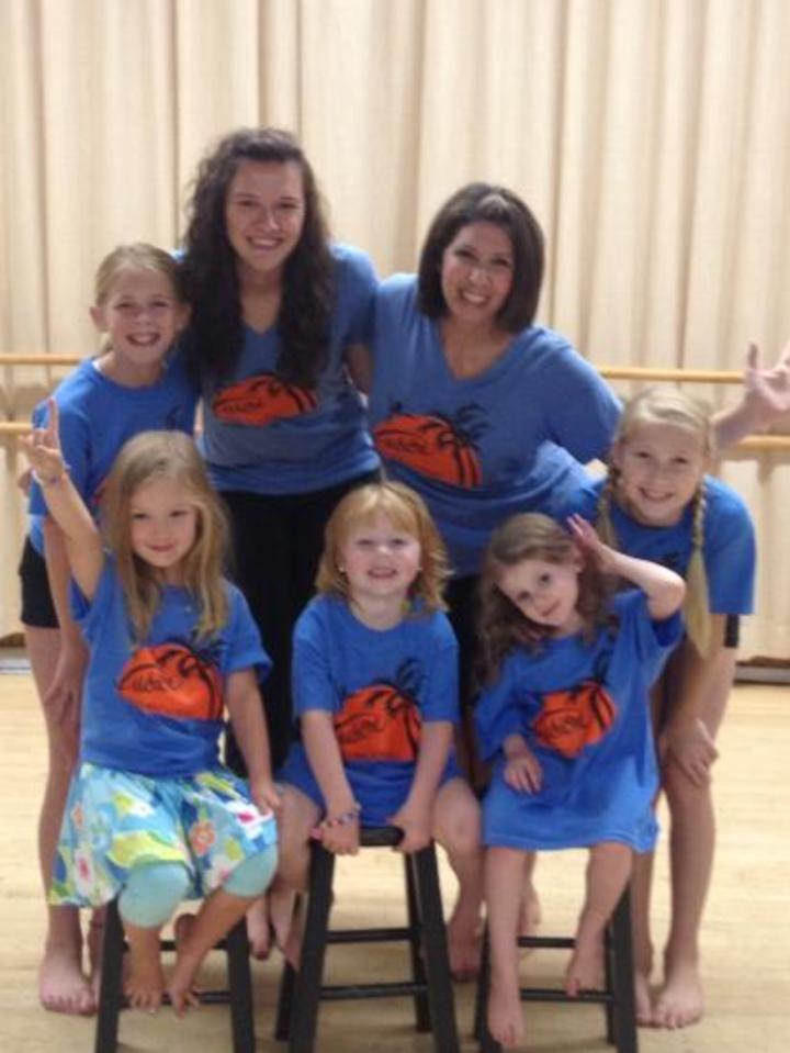Summer Camp 2013 T-Shirt Photo