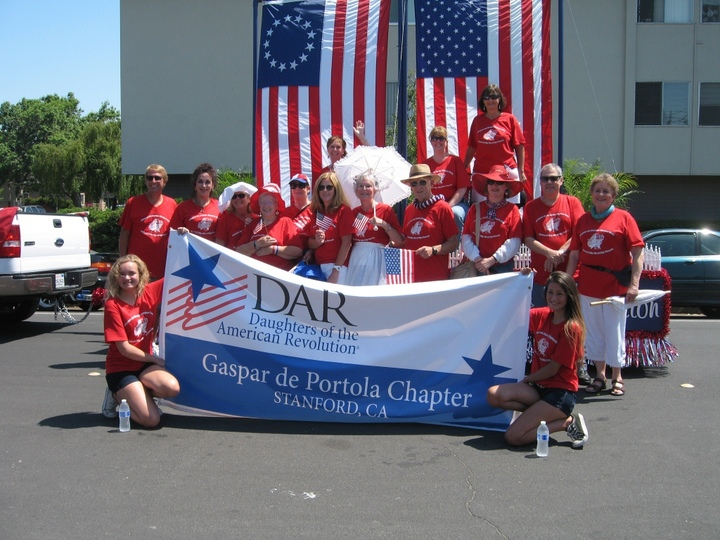 Redwood City 4th Of July Parade T-Shirt Photo