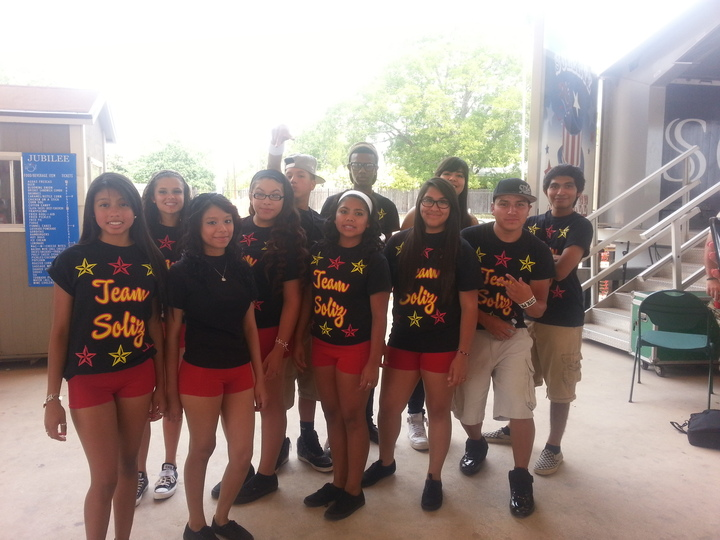 Team Soliz T-Shirt Photo