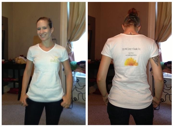 Yoga Studio T-Shirt Photo