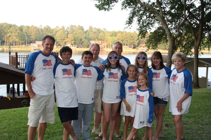 Casey Classic 4th Of July 2013 T-Shirt Photo