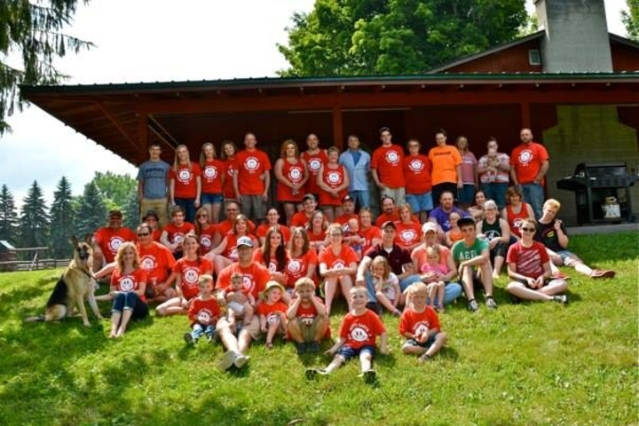 Bennion Family Reunion T-Shirt Photo