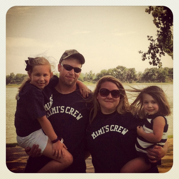 Landers Family 2013 T-Shirt Photo