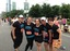 Tigris running club chicago womens half 6.25.13