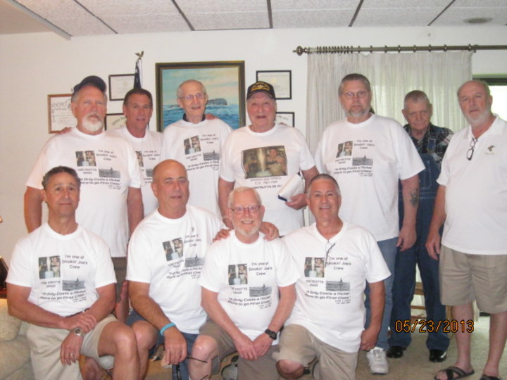 The Smokin Joe Crew T-Shirt Photo