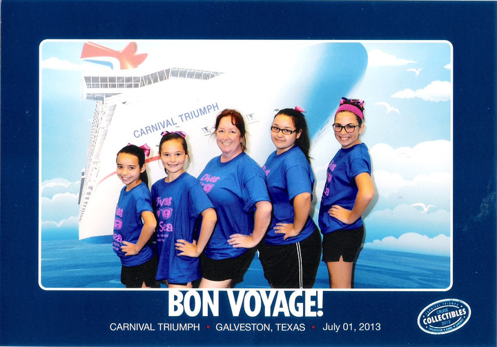 Divas At Sea!! T-Shirt Photo