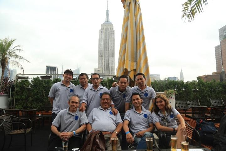 Enhaii Reunion Chapter Of Ny T-Shirt Photo