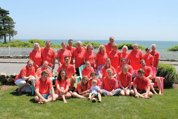 Family Reunion Cape Cod T-Shirt Photo