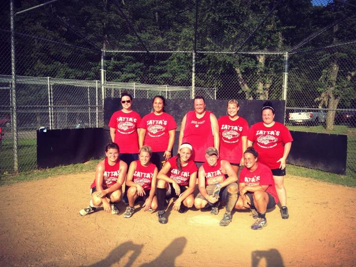 Avella Steak Fry Champions! T-Shirt Photo