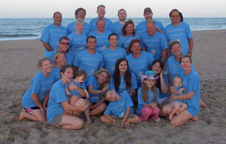 Grygo Family Reunion T-Shirt Photo