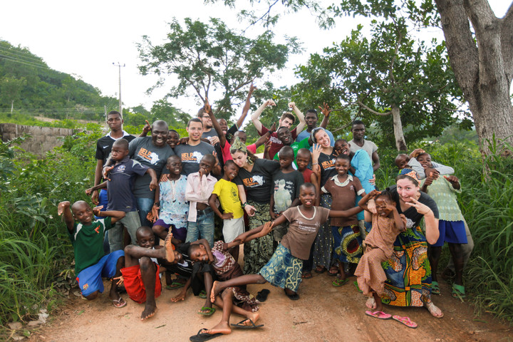 Changing The World  One Orphan At A Time! T-Shirt Photo