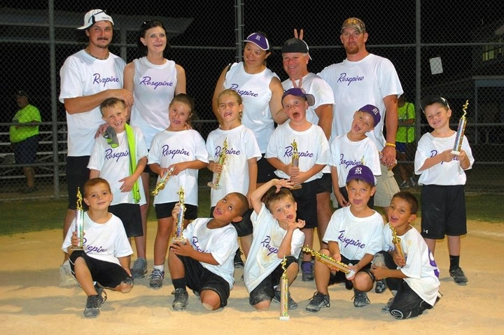 1st Place Champions In All Star Tournament T-Shirt Photo