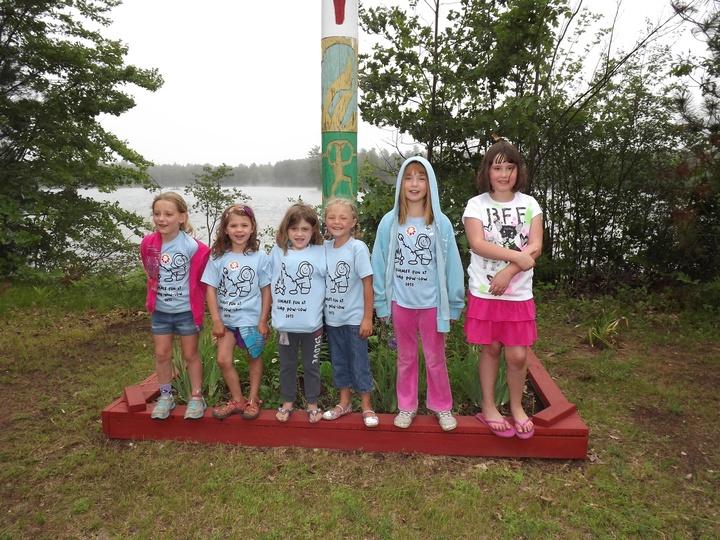 Summer Fun At Camp Pow Low T-Shirt Photo