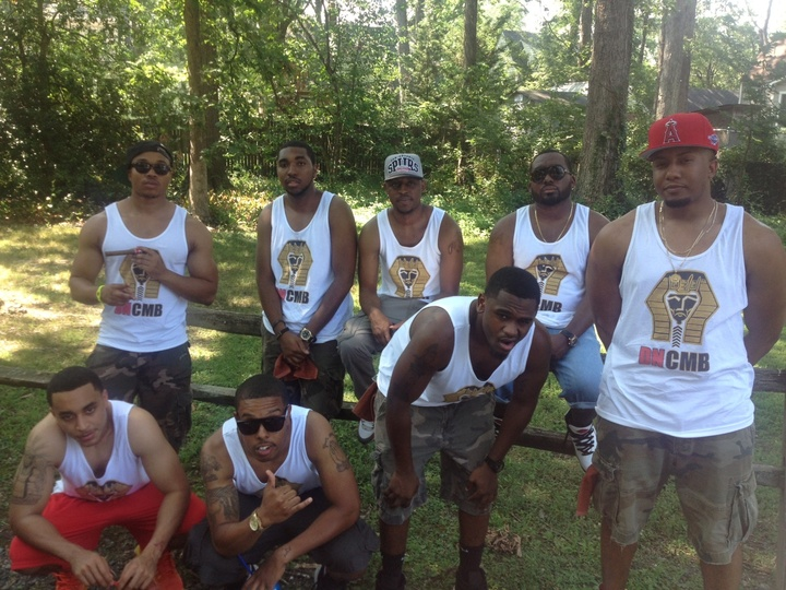 Delta Nu Alpha's Annual Cookout (Umes) T-Shirt Photo