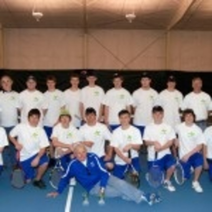 "Paul ""Pk"" Engman Memorial Tennis Challenge T-Shirt Photo"