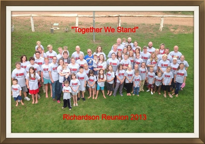 """Together...We Stand"" T-Shirt Photo"
