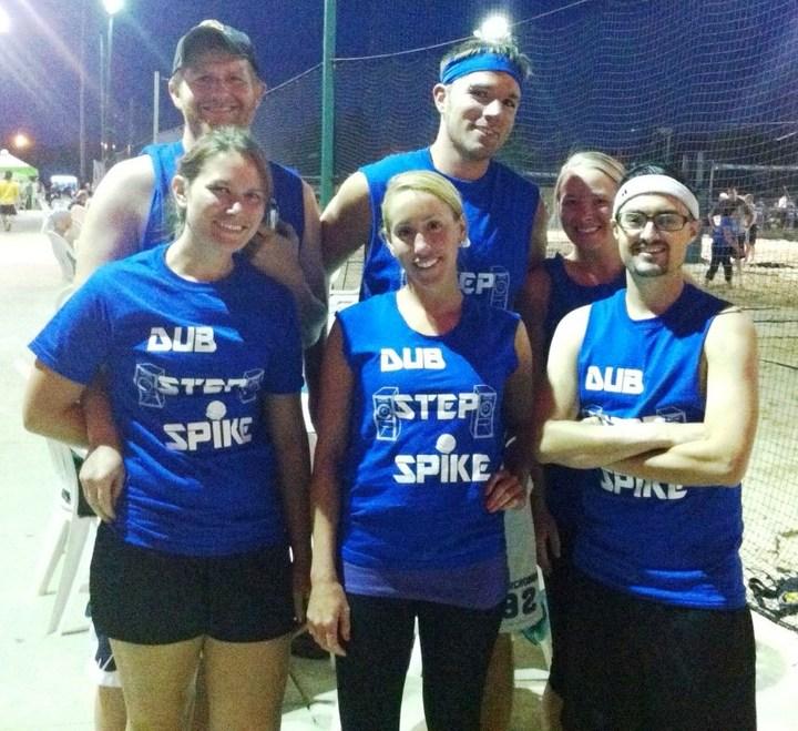 Volleyball! T-Shirt Photo