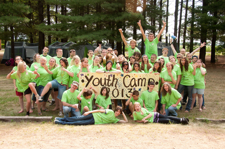 Calvary Chapel Youth Camp T-Shirt Photo