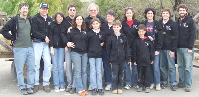 Our Immediate Family! T-Shirt Photo