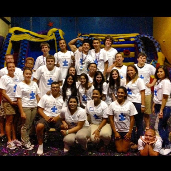 Pump It Up Staff T-Shirt Photo