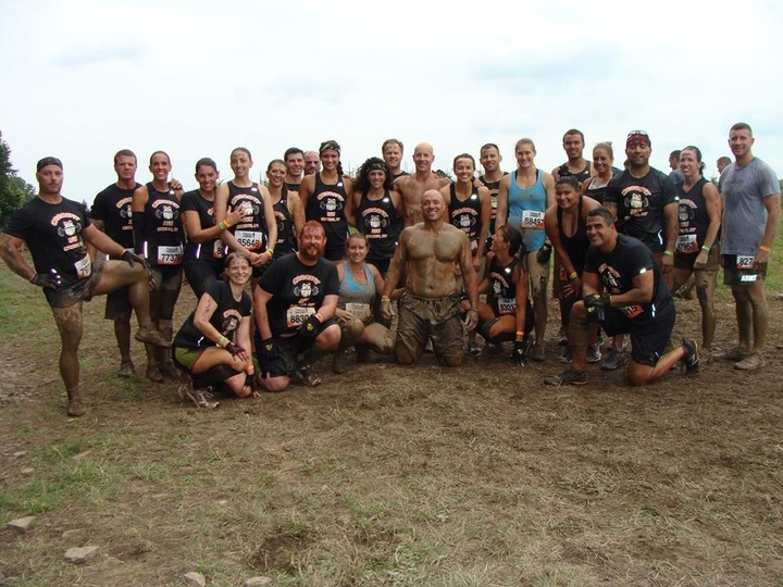 All Muddy T-Shirt Photo