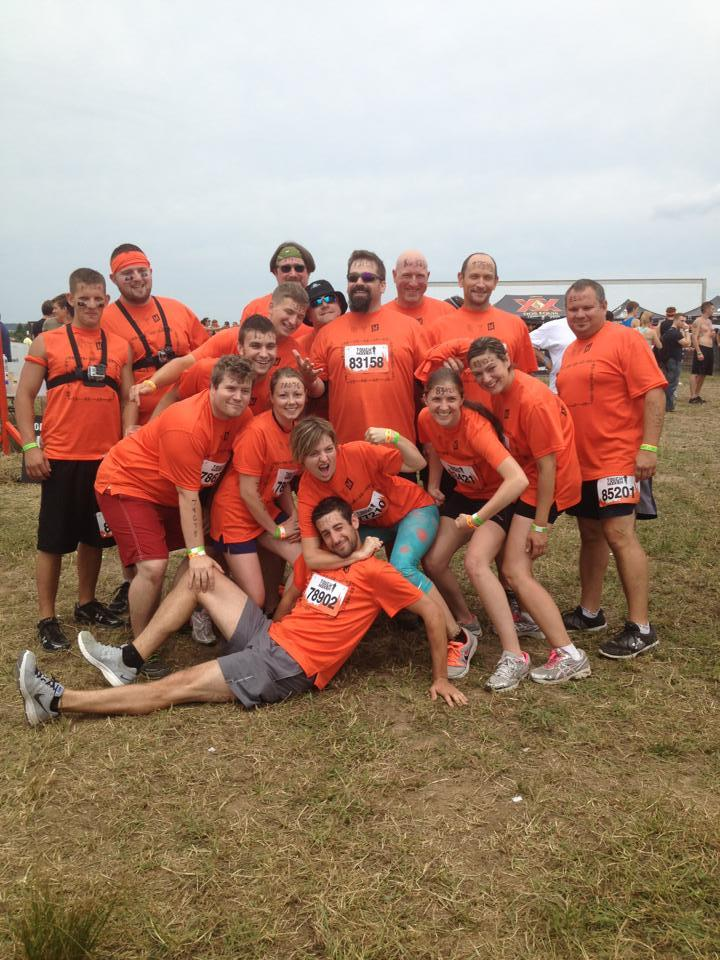 Roc Town Mudders! T-Shirt Photo