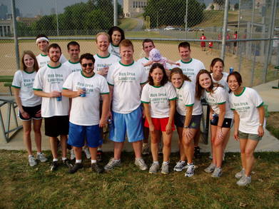 Kickball Summer '07 T-Shirt Photo