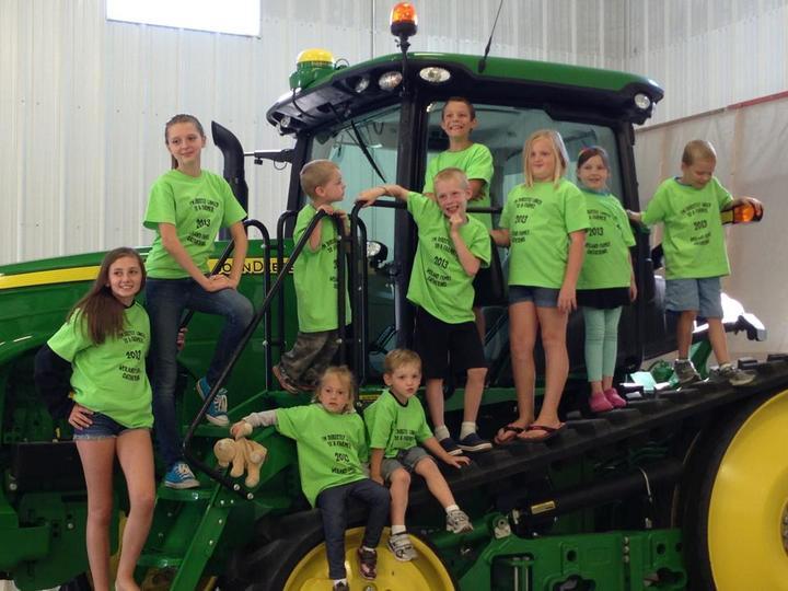 Future Farmers T-Shirt Photo