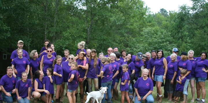 Holloways Reunion T-Shirt Photo