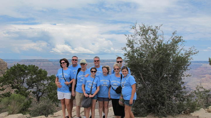 Parmer Family Vacation 2013 T-Shirt Photo