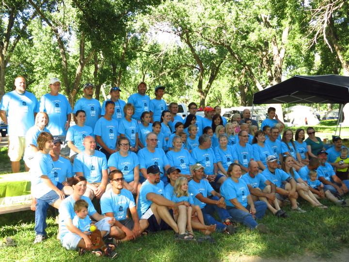 44th Annual Lake Mac Reunion T-Shirt Photo