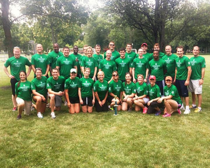 Aldi Greenwood Team! T-Shirt Photo