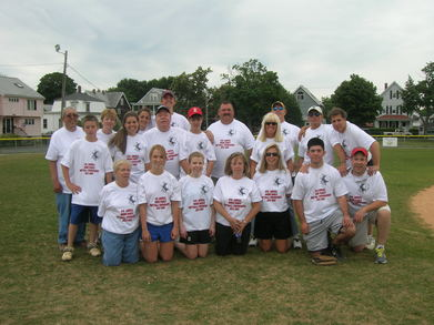 Quinn Family Softball Tournament T-Shirt Photo