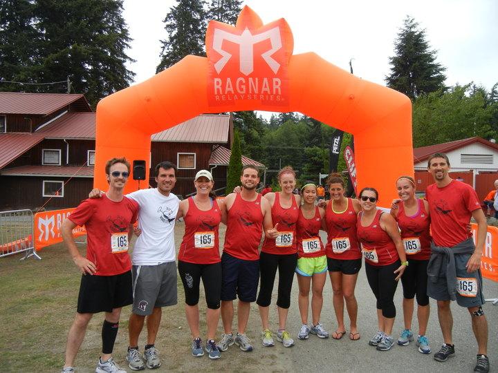 We Run . . . We Wine . . . We Win! T-Shirt Photo