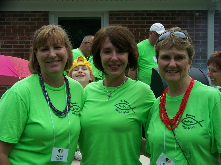 3 Of Our Wonderful Volunteers T-Shirt Photo