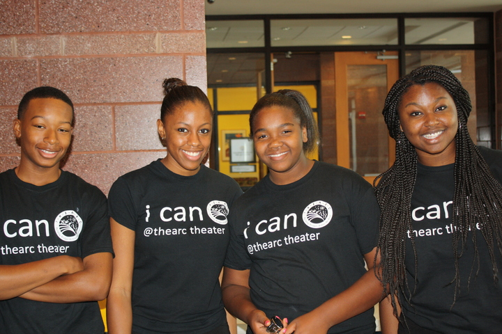 I Can Interns At Thearc Theater T-Shirt Photo