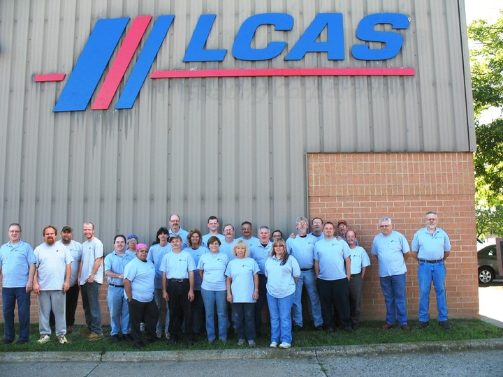 Lcas Company Lunch Picnic T-Shirt Photo