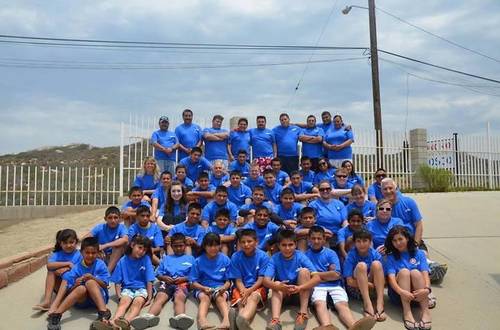 At Rancho San Juan Bosco Orphanage T-Shirt Photo