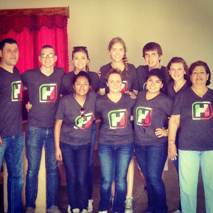 Mexico 2013 T-Shirt Photo