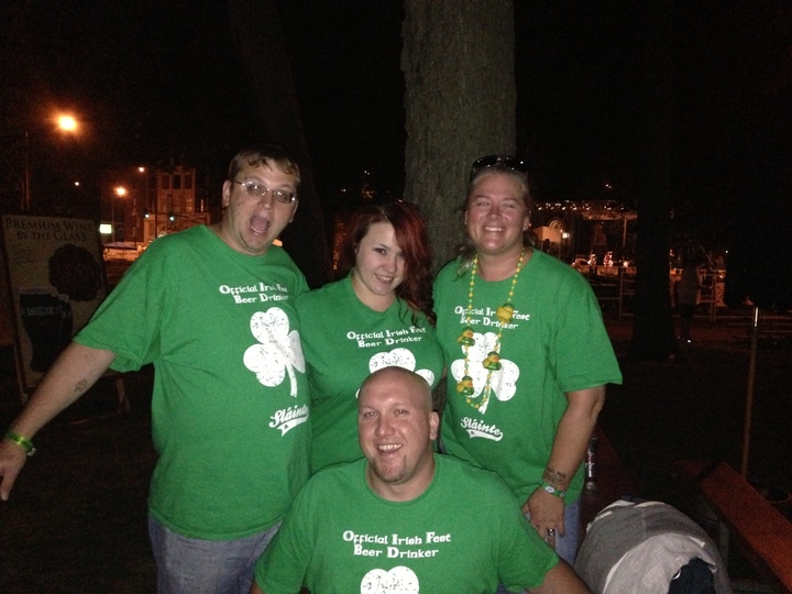 Irish Fest 2013 T-Shirt Photo