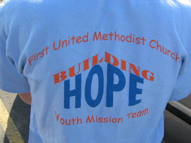 Youth Mission Team T-Shirt Photo