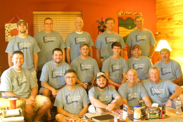 Gerald R. Billson Men's Retreat 2013 T-Shirt Photo