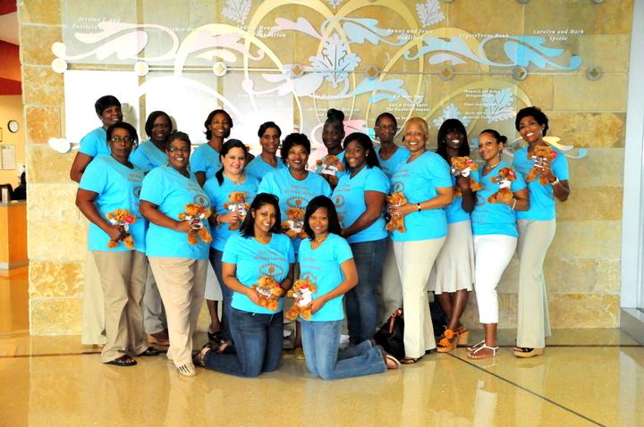 Bringing Smiles To Children's Hospital T-Shirt Photo
