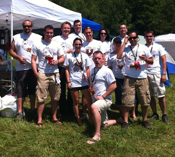 Bctc Ommegang 2013 T-Shirt Photo