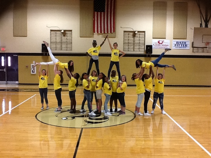Sms Cheer T-Shirt Photo