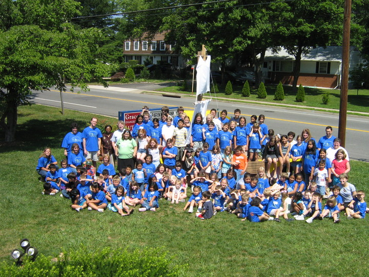 Summer Bible Camp T-Shirt Photo