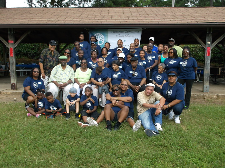 Hubbard Cummings Family T-Shirt Photo
