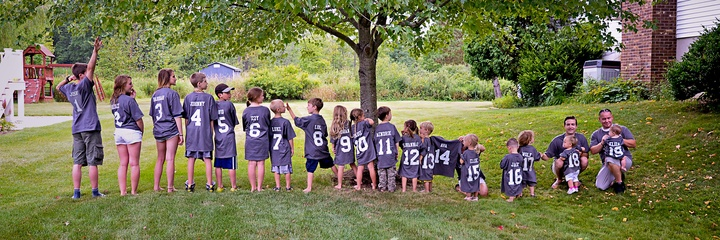 Lariv Kids T-Shirt Photo